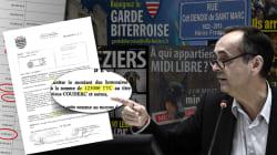 EXCLUSIF - Depuis l'élection de Robert Ménard, Béziers a dépensé 570.000 euros en frais d'avocat et