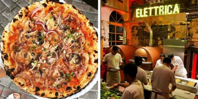 Os clientes poderão pedir à vontade as famosas pizzas individuais.