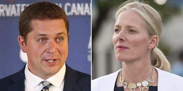 "Conservative Leader Andrew Scheer apologized to Environment Minister Catherine McKenna after a Tory MP referred to her as ""climate Barbie"" on Twitter."