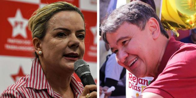 Influenciadores digitais acusam PT de financiar conteúdos positivos sobre candidatos como o governador do Piauí Wellington Dias e a senadora Gleisi Hoffmann (PT-PR).