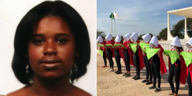Ingriane Barbosa morreu após aborto inseguro em Petrópolis, no Rio de Janeiro.