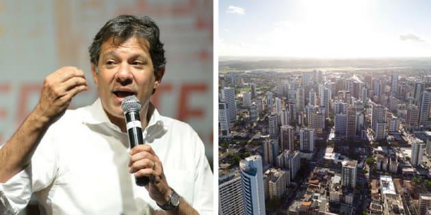 3 livros para entender o papel das cidades na atualidade, segundo Fernando Haddad.