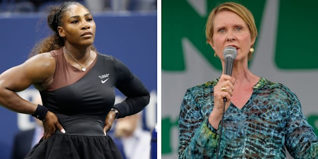Há uma certa indignação na ideia de que essas mulheres extraordinárias precisam fazer com que sua raiva realmente signifique alguma coisa.