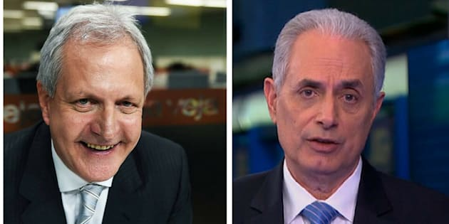 Augusto Nunes defende William Waack por sua carreira e autonomia intelectual.