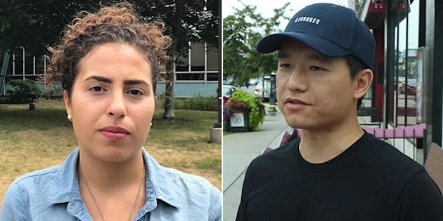 Suzanne Kanso and Milton Kong live and work in Toronto's Greektown neighbourhood.