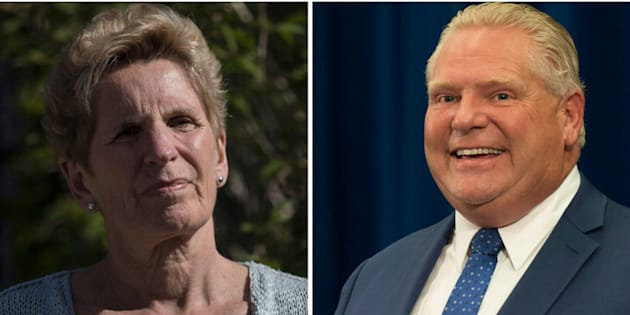 "Former Ontario premier Kathleen Wynne says her successor Doug Ford's plan to use the notwithstanding clause to pass controversial legislation is ""explosive."""