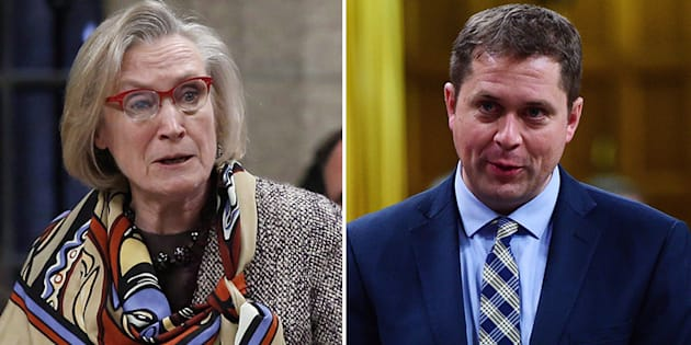 Liberal MP Carolyn Bennett is calling on Conservative Leader Andrew Scheer to remove Sen. Lynn Beyak from the Tory caucus.