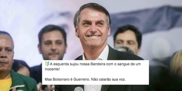 Jair Bolsonaro foi esfaqueado em Juiz de Fora (MG).