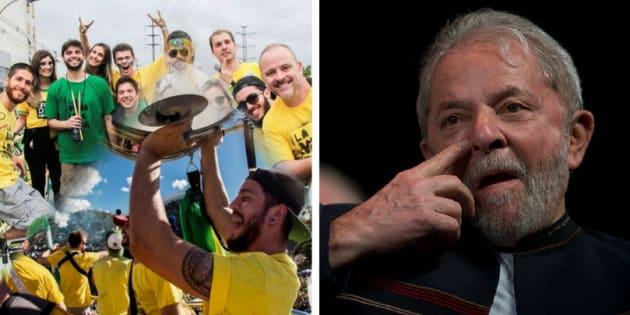 Movimentos organizam atos em função do julgamento do ex-presidente Luiz Inácio Lula da Silva em Porto Alegre (RS).
