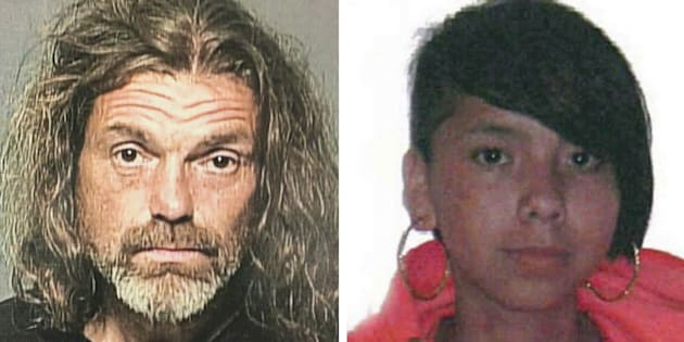 Raymond Cormier, left, was accused of killing 15-year-old Tina Fontaine, right. A jury found Cormier not guilty Thursday.