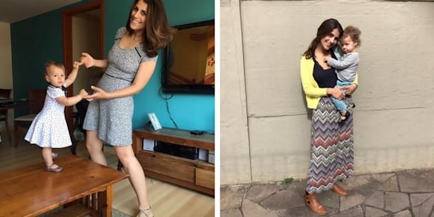 Manuela D'ávila fez um desabafo no seu Facebook sobre sua relação com a balança e o espelho.