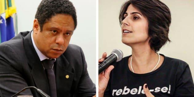 Líder do PCdoB na Câmara, partido da presidenciável Manuela D'Ávila, Orlando Silva critica postura da esquerda com bancada evangélica.