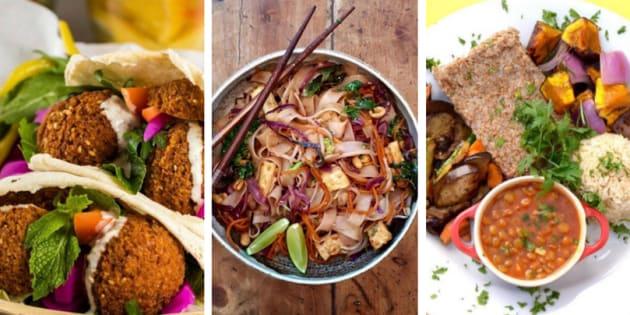 Conheça os restaurantes e os exemplos de refeições que você pode fazer por lá -- pagando pouco ou quase nada.