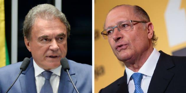 PSDB admite que Alvaro Dias tem parte do eleitorado tucano, mas aposta em migração de votos para Geraldo Alckmin antes do 2º turno.