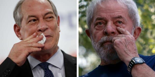 O ex-governador do Ceará tem entre 6% e 10% das intenções de voto, de acordo com pesquisa Datafolha divulgada em 11 de junho. Com Lula na disputa, o pré-candidato do PDT atinge 6% das intenções de voto. Com Haddad, sobe para 10%.