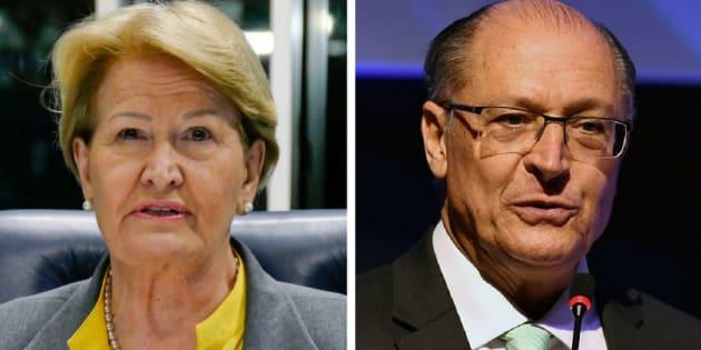 A decisão de Ana Amélia (PP) como vice de Geraldo Alckmin (PSDB) visa a agregar o eleitorado feminino e o apoio do agronegócio.