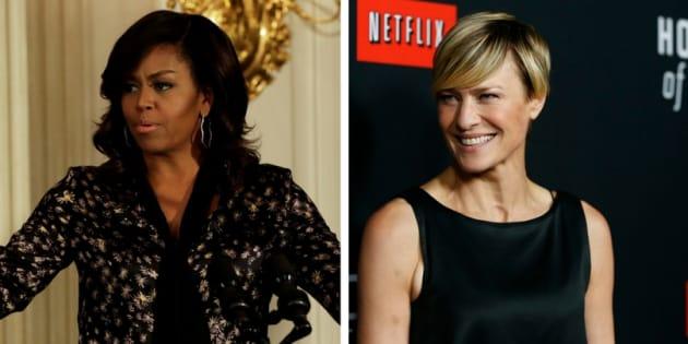 """""""O feminismo é a igualdade. Trabalho igual, salário igual"""", disse a atriz ao falar sobre a indústria do cinema e pedir que a as mulheres ganhem mais espaço."""