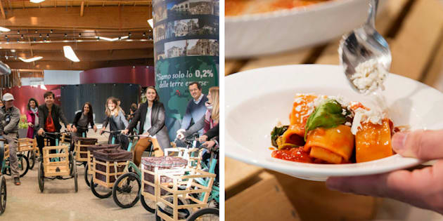 Conheça a 'Disney da comida' inaugurada na Itália