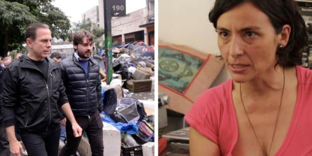Ex-secretária de Assistência Social, Soninha Francine fala sobre projeto Redenção e ações na Cracolândia.