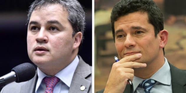 Efraim Filho elogia decisão de juiz Sérgio Moro.