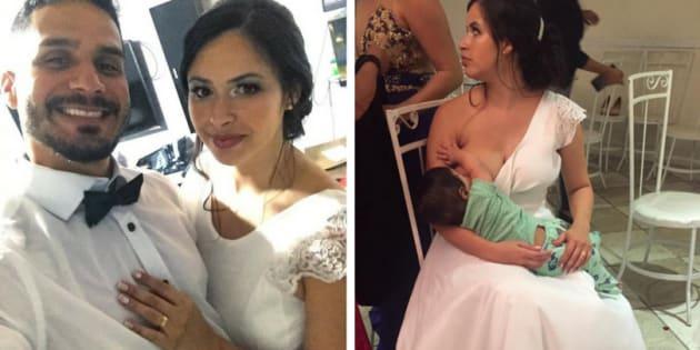 O casal ganhou a internet após o marido, Jonata Lopes, se declarar no dia 10 de setembro.