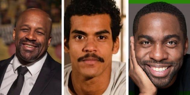 Aílton Graça, Marcello Melo Jr. e Lázaro Ramos têm ocupado cada vez mais espaço na teledramaturgia, mas o protagonismo dos negros ainda é raro.