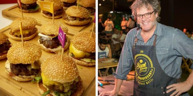 Foi em 2005 que Motz começou a traçar sua especialidade em hambúrgueres.