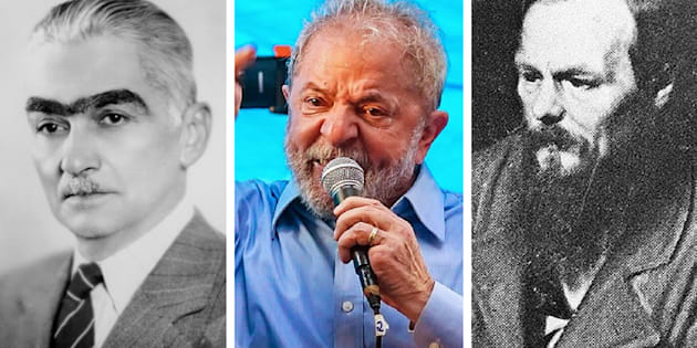 Em julgamento de recurso do ex-presidente Luiz Inácio Lula da Silva no caso do triplex do Guarujá (SP), escritores Monteiro Lobato e Fiódor Dostoiévski são citados.