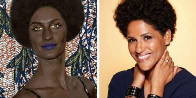 """""""Eu sou negra, eu tenho o direito de falar sobre negritude, de falar do empoderamento do negro"""", disse a ex-consulesa,que também é ativista, ao HuffPost Brasil."""