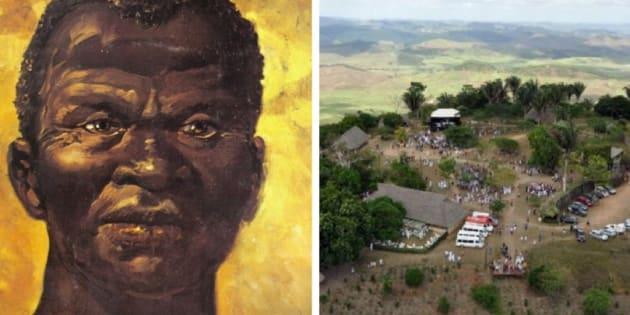 O Quilombo dos Palmares surgiu no século 16. Residiam nele escravos fugidos das capitanias da Bahia e de Pernambuco.