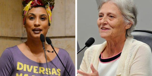 Subprocuradora-Geral da República e coordenadora do Comitê Gestor de Gênero e Raça do Ministério Público Federal, Ela Wiecko acredita que morte da vereadora Marielle Franco (PSol) foi feminicídio.