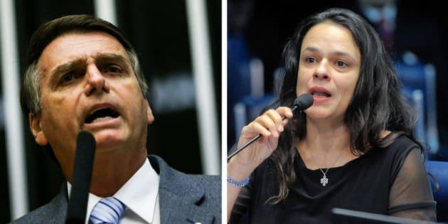 O presidenciável Jair Bolsonaro e a advogada Janaina Paschoal devem conversar nos próximos dias.
