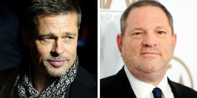 Escândalo Harvey virará suspense nos moldes de 'Spotlight'
