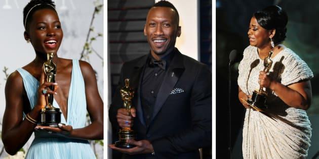 Artistas negros que fizeram história ao vencer o Oscar.