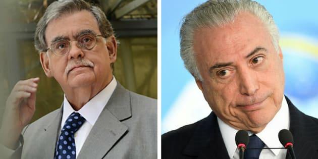 Crítico da Lava Jato, advogado de Michel Temer diz que a pior ditadura que há é a da caneta.