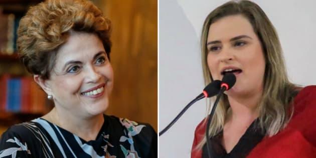 Dilma Rousseff e Marília Arraes podem ser rifadas pelo PT de Lula.