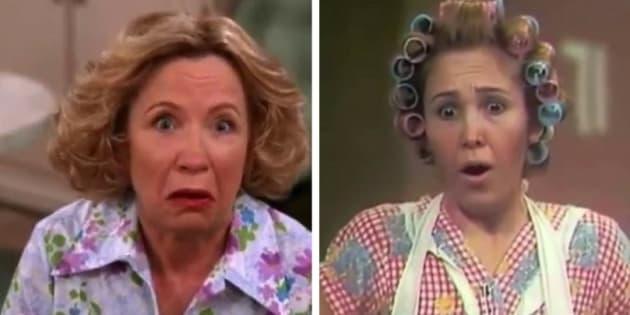 Kitty Forman, de 'That 70s Show', e Dona Florinda, de 'Chaves', são duas mães cancerianas típicas.