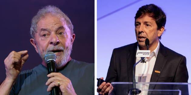 Lula (PT) já arrecadou R$ 366 mil; a pré-campanha de João Amoêdo (Novo) soma R$ 261 mil.