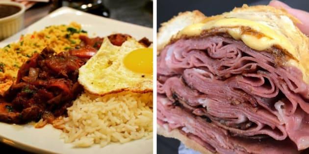 Quem resiste a um picadinho ou um sanduíche de mortadela do Mercadão?