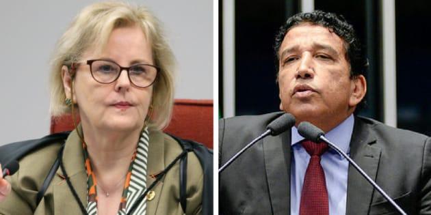 """""""Não sei qual será o resultado, mas compete ao Supremo"""", afirmou a ministra Rosa Weber, relatora da ADPF 442."""