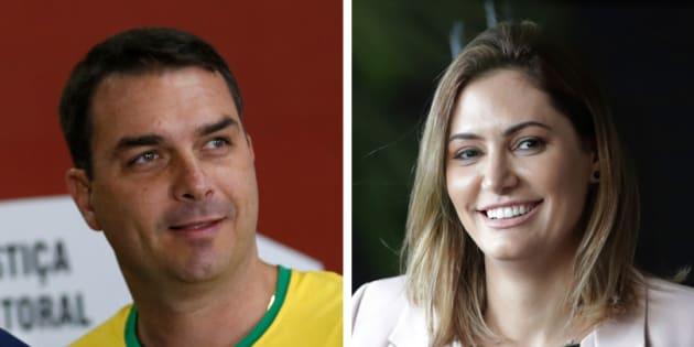 """""""Fabricio Queiroz trabalhou comigo por mais de dez anos e sempre foi da minha confiança"""", disse filho de Bolsonaro sobre ex-assessor."""