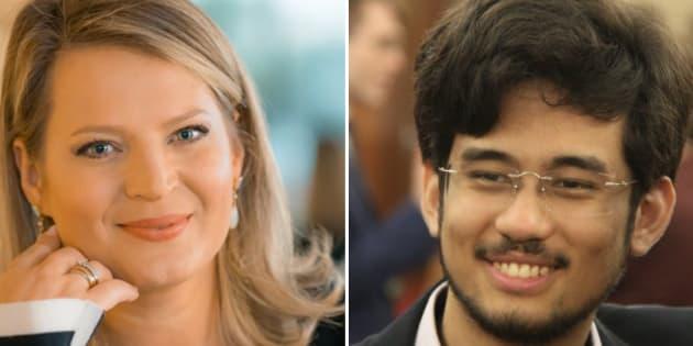 Joice Hasselmann e Kim Kataguiri foram alguns dos deputados federais mais votados de 2018.