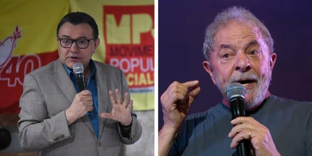 Carlos Siqueira, presidente do PSB. Neutralidade do partido atende a acordo com o Lula.