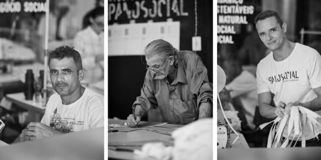 Projeto de moda sustentável contrata mão de obra de ex-presidiários para fabricar camisetas de algodão 100% orgânico.