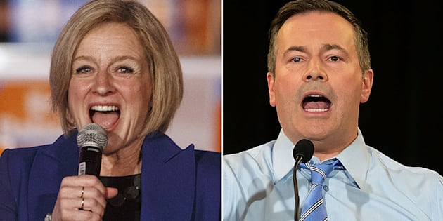 Alberta NDP Leader Rachel Notley and United Conservative Party Leader Jason Kenney will have a final showdown in the province's imminent election.