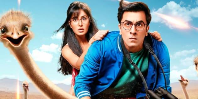 Katrina Kaif and Ranbir Kapoor in Anurag Basu's 'Jagga Jasoos'