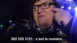 Après l'élection de Trump, Michael Moore veut désormais que les Américains appellent ce
