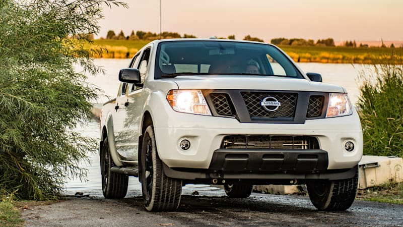 2019 Nissan Frontier Gets Few Updates Sub 20k Starting Price