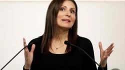 Lorena Roldán, diputada de C's, denuncia a un tuitero por amenazarla con darle