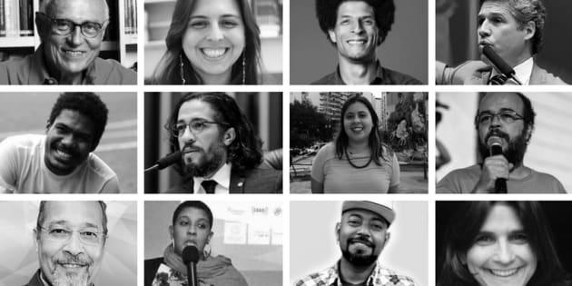 Ferramenta já tem mais de 80 candidatos, entre eles: Eduardo Suplicy (PT); Natália Bonavides (PT); Vagner Soares (PPS); Paulo Teixeira (PT); Vinícius Brasilino (PCdoB); Jean Wyllys (PSol); Sâmia Bomfim (PSol); Renato Cinco (Psol); Carlos Prates (Rede); Laina Crisóstemo (PSol); Douglas Belchior (Psol); Monica Rosenberg (Novo).